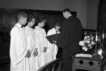 Methodist Church Confirmation G'town 1963 (2)