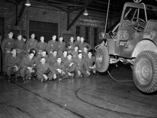 NYS National Guard training Hudson Armory 1958 (2)