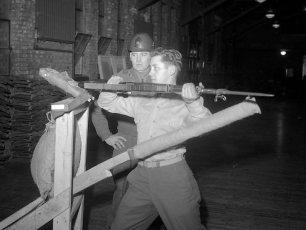 NYS National Guard training Hudson Armory 1958 (3)