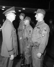 National Guard Federal Inspection Major Cosman with Capt. Robert Fingar Hudson 1966 (3)