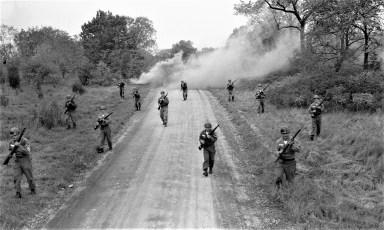National Guard Field Maneuvers Hudson 1957 (2)