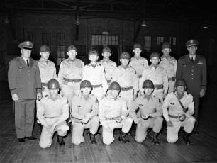 National Guard leadership Hudson 1960