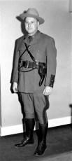 NYS Trooper Donald Goodfriend Claverack Barracks 1955