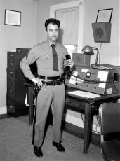 NYS Trooper Sgt. J.J. Fremante 1965
