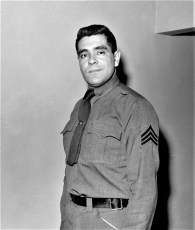 NYS Trooper Sgt. Martinez Claverack Station 1955