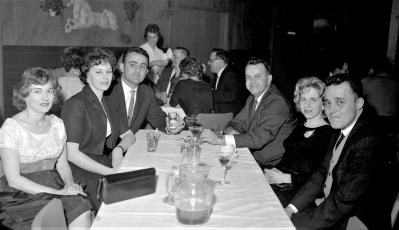 Police Benevolence Asso. (P.B.A.) Banquet at Kozals 1964 (2)