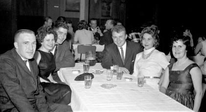 Police Benevolence Asso. (P.B.A.) Banquet at Kozals 1964 (4)