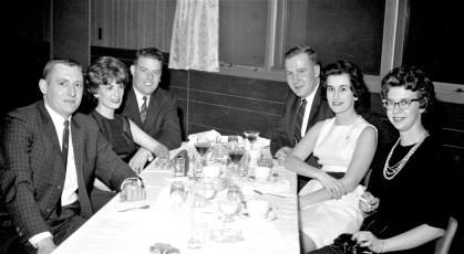 Police Benevolence Asso. (P.B.A.) Banquet at Kozals 1964 (5)