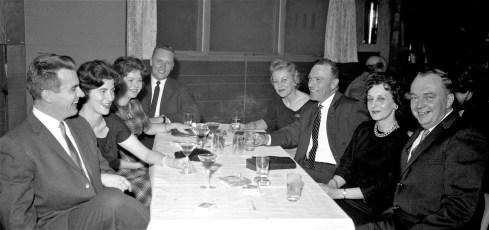 Police Benevolence Asso. (P.B.A.) Banquet at Kozals 1964 (7)