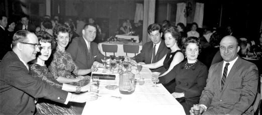 Police Benevolence Asso. (P.B.A.) Banquet at Kozals 1964 (8)
