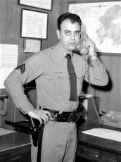 State Trooper Sgt. Joseph Fremante Claverack Barracks 1967