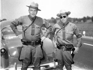 Trooper Fred Potts 1950's
