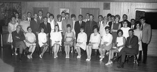 Ockawamick Central Class of 1959 Reunion 1969