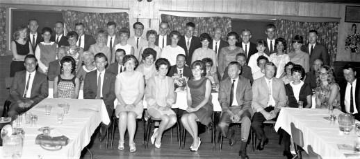 Ockawamick Central Class of 57's 10th Reunion 1967