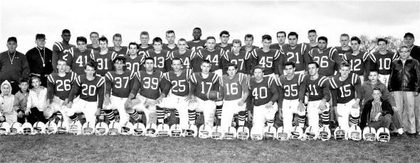 Ockawamick Central Football Team 1962 (1)