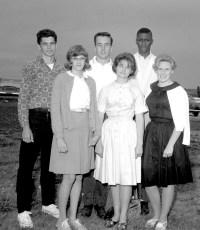 Ockawamick Central Student Council 1963