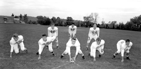 Ockawamick Central Varsity Football 1959 (2)