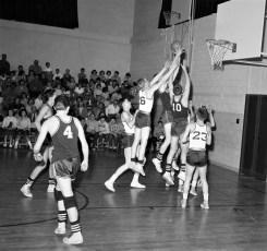 Ockawamick Central at home vs. Roe Jan Central 1956 (2)