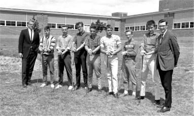 Ockawamick Golf Team May 1964