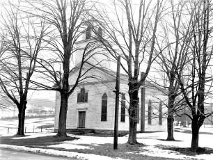 Canaan Presbyterian Church 1956