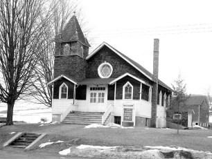 Craryville Episcopal Church Rt. 23 1958