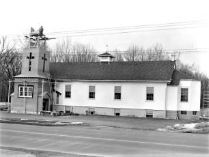 Holy Cross Church Taghkanic 1960