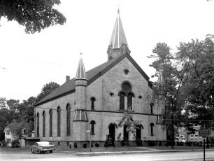 Kinderhook Reformed Church 1957