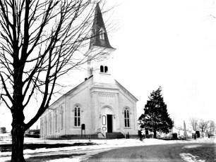 Methodist Church West Taghkanic 1958