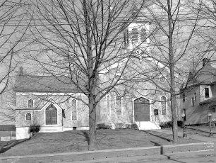 Philmont Methodist Church Philmont 1958