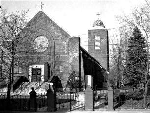 Sacred Heart of Jesus Hudson 1957