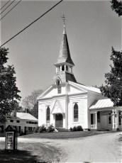 St. John's Lutheran Church Ancram 1972