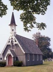 St. Luke's Church Clermont 1977