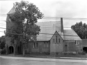 St. Marks Episcopal Church Philmont 1973