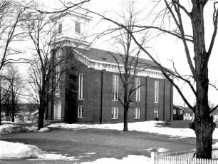 Linlithgo Reformed Church at Livingston 1958