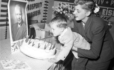 Birthday Party for Mr. Eisenhower  Hudson 1956 (2)