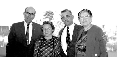 Columbia County Delegation at World's Fair 1964 (5)
