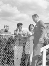 Governor Rockefeller visits the Columbia Cty. Fair 1962 (11)