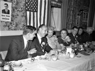 Mrs Roosevelt at Democrat fund raiser Hudson 1960 (1)