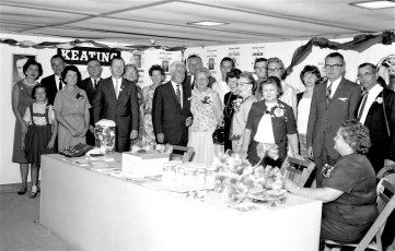 Republican Booth Col. Cty. Fair 1964 (1)