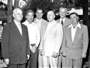 Republican Clambake at Polish Club 1955 (2)