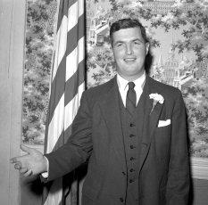 Republican Dinner at General Worth Hotel Hudson 1955 (2)