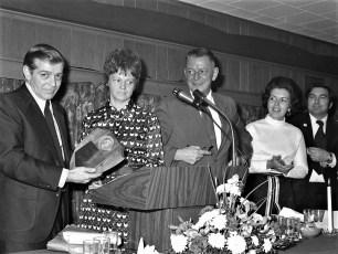 Republican Lincoln Day Dinner Honoree John Sharpe 1973 (2)