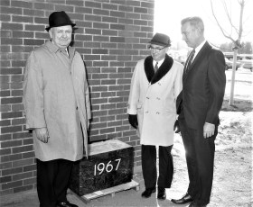 Mill Road Elementary Dedication Feb 25 1968 Red Hook (2)