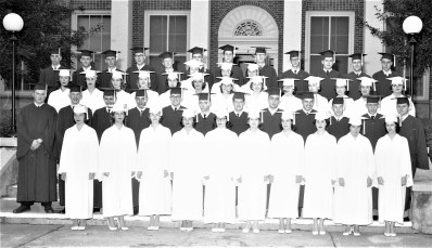 Red Hook Central School Class of 1958 Graduation