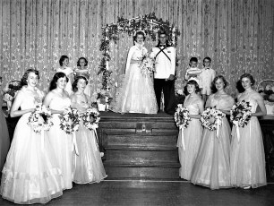 Red Hook H.S. Junior Prom 1951
