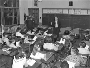 Red Hook School 1950