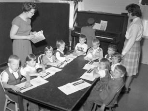 G'town Reformed Church Sunday School 1962 (2)