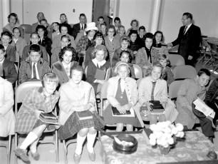 G'town Reformed Church Sunday School 1962