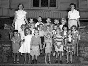 Summer Bible School Ref Church G'town 1952 (1)