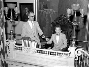 Soap Box Derby Winner Mayor For A Day Hudson 1958 (1)